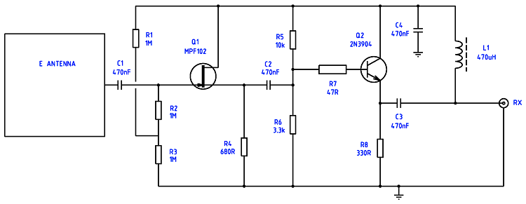 Motorola66T1 moreover Ne602 Direct Conversion Receiver Circuit L14963 moreover How Does This 4 Transistor Dc Dc 1 5v To 9v Boost Converter Work likewise Pic Relay Driver together with A Simple Transistor Based Motorcycle Alarm. on 6 transistor radio schematic