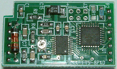 Photo#2 The Piexx Company FTS-8px CTCSS encoder / decode module.