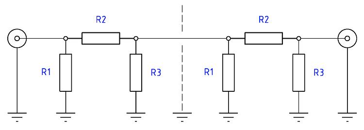fixed attenuator
